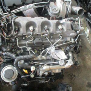 Toyota Avensis 1AD engine