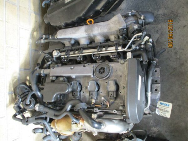 Audi A3 1.8T AUM Engine