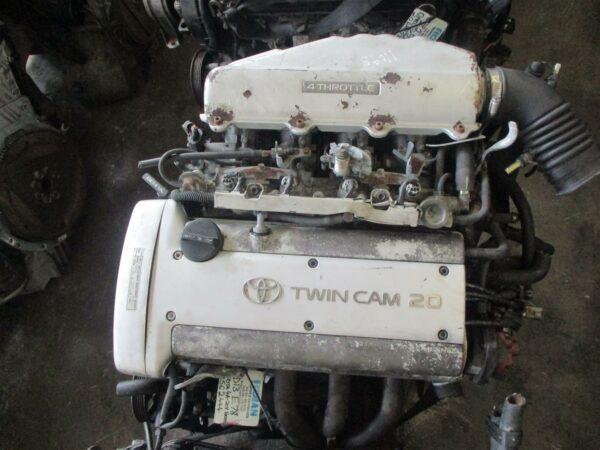 Toyota Corolla 1.6 (4AGE) engine