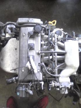 Toyota Corrolla 1.6 (4AFE) Engine