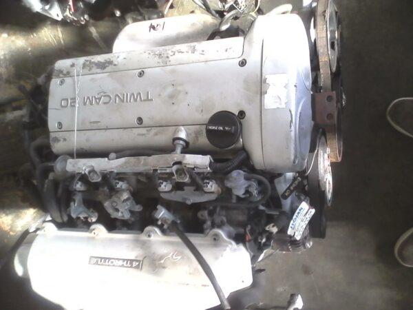 Toyota RSi 20V (Silvertop) engine