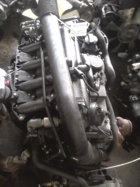 Mercedes Vito C220 CDi Engine