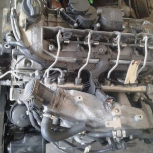 Mercedes Sprinter 646983 engine