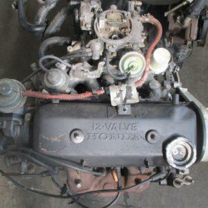 Honda Ballade 1.5 Engine
