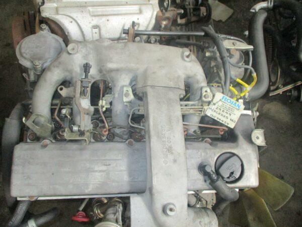 Mercedes Benz 606 5 Cylinder engine