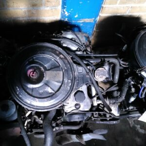 Isuzu KB260 carb low mileage engine