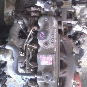 Isuzu KB280 4Jb1 Engine