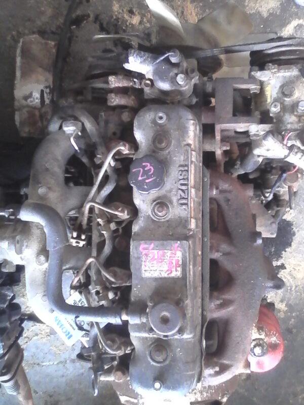 Isuzu KB280 4Jb1 Engine