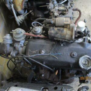 Honda Ballade 1.5  Carb Engine