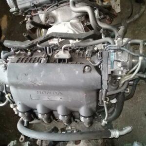Honda Vtec 1.7 Engine