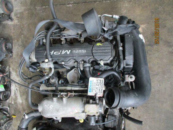 Isuzu KB200i 8v (C22NE) Engine