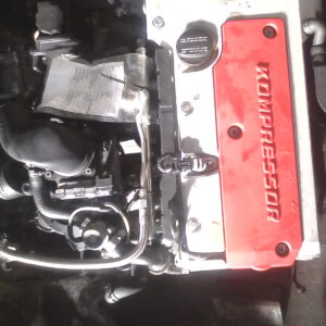 Mercedes Kompresssor C200 W202 engine