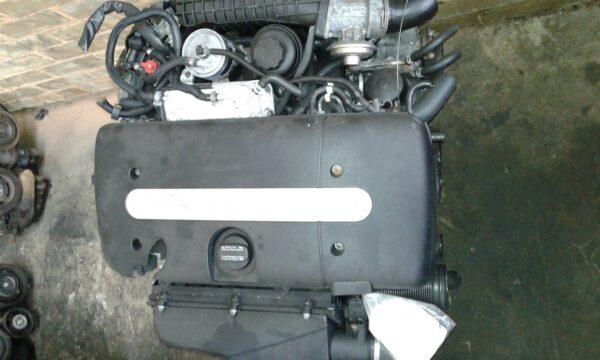 Mercedes Benz 651 engine