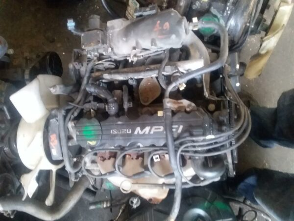 Isuzu KB220 low mileage engine
