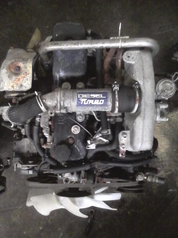 Isuzu KB300 Dteq engine