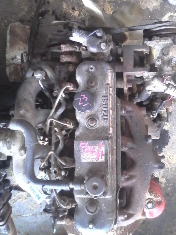 Isuzu KB280 Non Turbo Engine