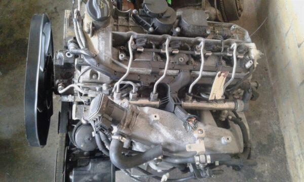 Mercedes Benz 646 engine