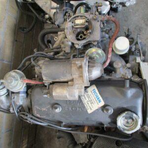 Honda Ballade 1.5carb Engine