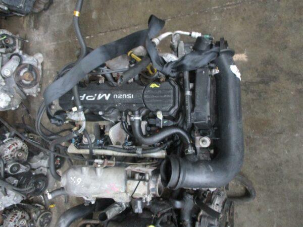 Isuzu KB220 (C22NE) engine