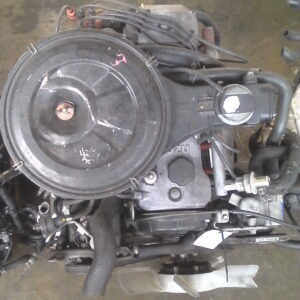 Isuzu 2.0 Carb Engine