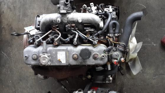 Isuzu 4JB1 2.8 Engine