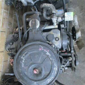 Isuzu KB200 2.0 carb engine