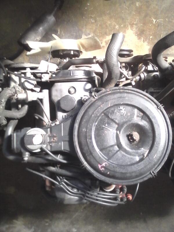 Isuzu KB200 4zc1 engine