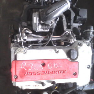 Mercedes Kompressor CLK230 Engine