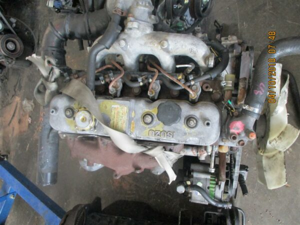 Isuzu KB280 2.8D 4JB1 Engine