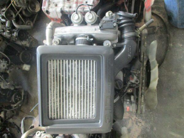 3.0 Isuzu KB300 (4JG2-T) engine