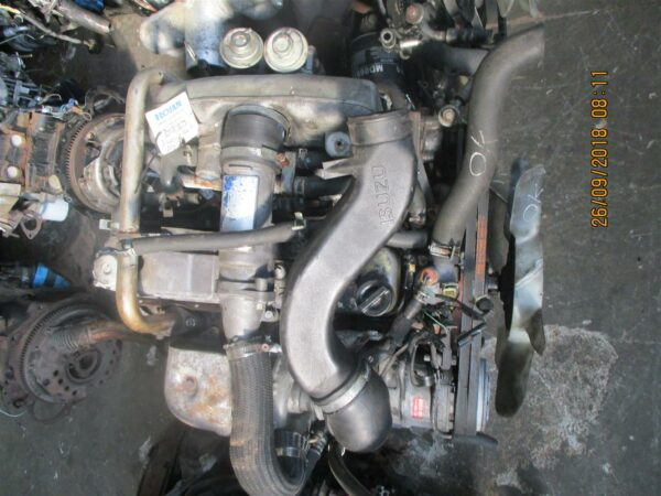 Isuzu 4JG2-T 3.0 Engine