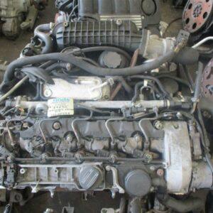 Mercedes Benz C270 CDI engine