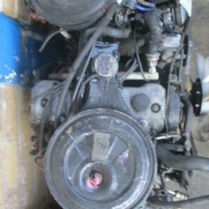 Isuzu 2.0 (4ZC1) Carb engine