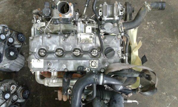 Isuzu KB250 D-Max 4jk1 engine