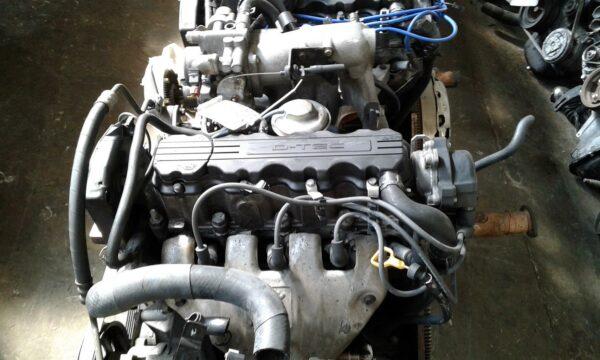 Isuzu KB220 engine