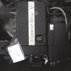 Mercedes Benz C200 Kompressor M271 engine