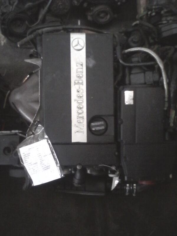 Mercedes Benz C200 Kompressor M271 engine