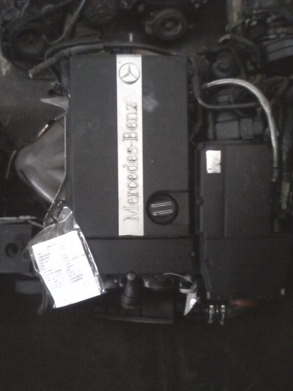 Mercedes Kompressor W271 Engine