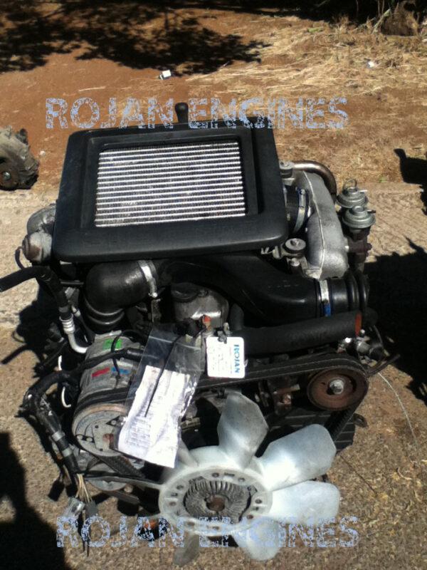 Isuzu KB280 engine