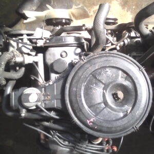 Isuzu KB200 2.0Carb engine