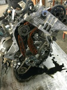 Timing chain set BMW diesel N47 and B47