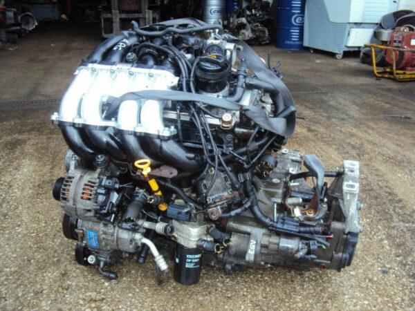 VW APG Engine 1.8