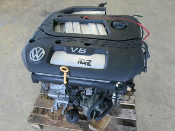 VW AGZ-V5 Engine