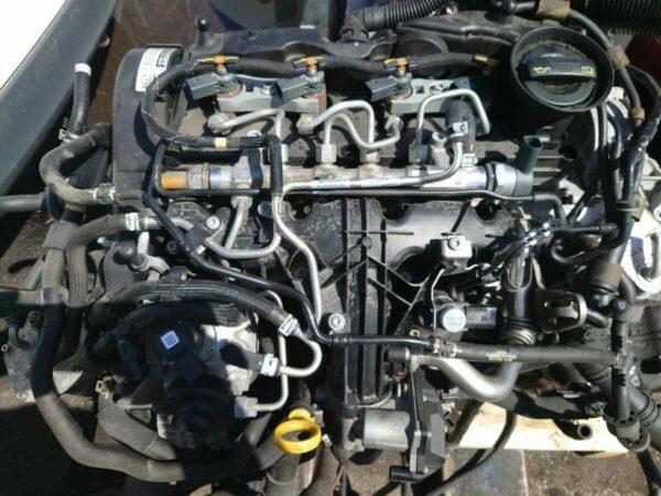 VW GOLF 7 A3 2.0 TDI CFF/CRB Engine