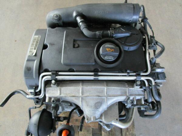 VW BKP/BXE Engine