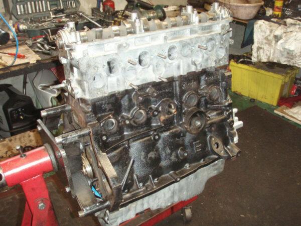 VW BJM / BJK Engine