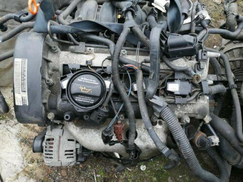 VW Polo BBY Engine